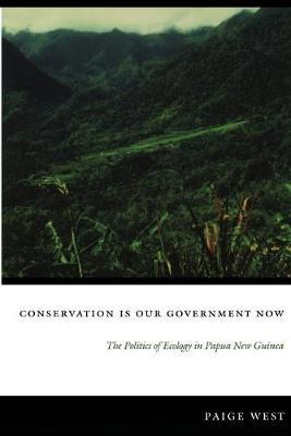 Conservation Is Our Government Now