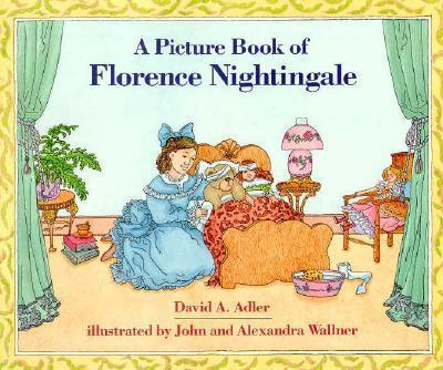 Picture Bk of Florence Nightingale