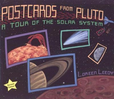 Postcards from Pluto : A Tour of the Solar System