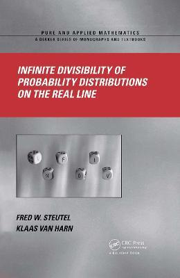 Infinite Divisibility of Probability Distributions on the Real Line