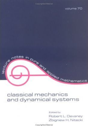 Classical Mechanics and Dynamical Systems