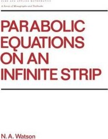 Parabolic Equations on an Infinite Strip