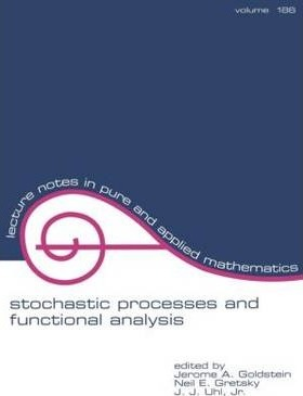 Stochastic Processes and Functional Analysis