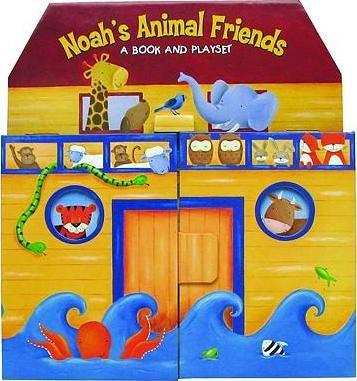 Noah's Animal Friends  A Book and Playset