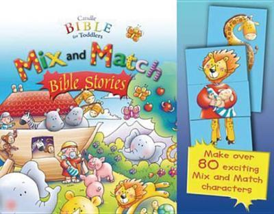 Candle Bible for Toddlers Mix and Match Bible Stories