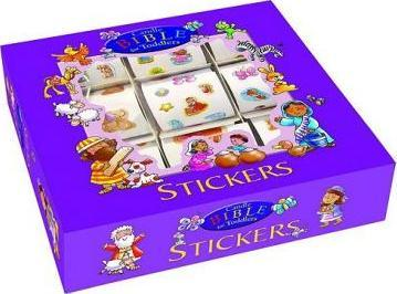 Candle Bible for Toddlers Sticker Gift Box