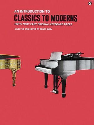 Introduction to Classics to Moderns