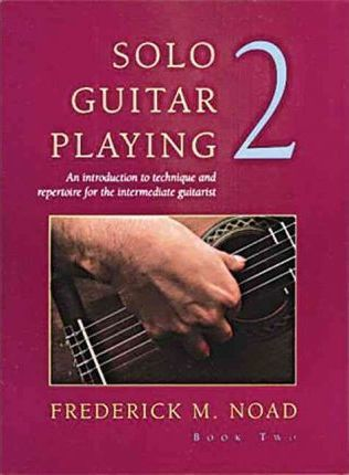 Frederick Noad : Solo Guitar Playing Book 2