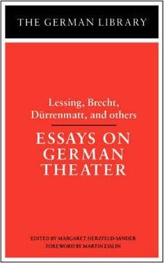 speculations an essay on the theater