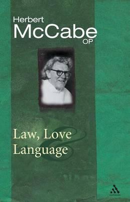 Law, Love and Language