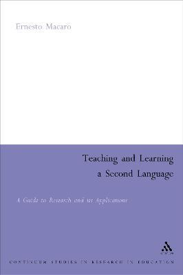 Teaching and Learning a Second Language: A Guide to Recent Research and Its Applications