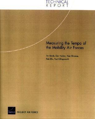 Measuring the Tempo of the Mobility Air Forces 2004: TR-150-AF