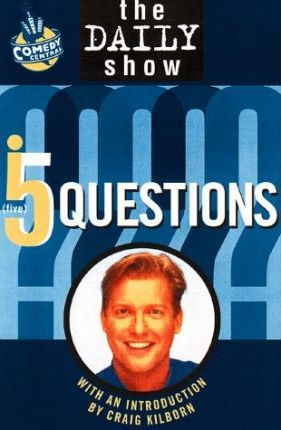The Daily Show's Five Questions from Comedy Central