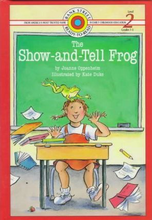 The Show-and-Tell Frog