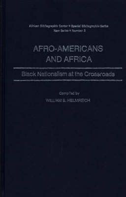 Afro-Americans and Africa
