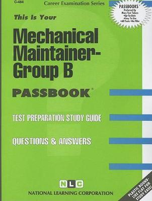 Mechanical Maintainer -Group B