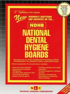 National Dental Hygiene Boards (Ndhb (Ndhb)
