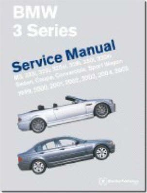 bmw 3 series workshop manual 1999 2005 e46 bentley publishers rh bookdepository com bentley bmw e46 service manual download bmw e46 bentley service manual