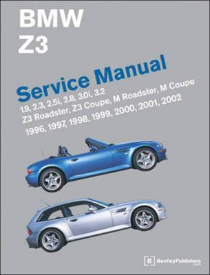 bmw z3 19 2 1996. Perfect 1996 BMW Z3 Service Manual 19962002 And Bmw Z3 19 2 1996