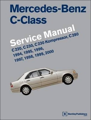 Mercedes-Benz C-Class (W202) Service Manual 1994-2000 : C220, C230, C230 Kompressor , C280