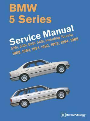 bmw 5 series service manual 1989 1995 e34 bentley publishers rh bookdepository com bmw owners manual download bmw owners manual online