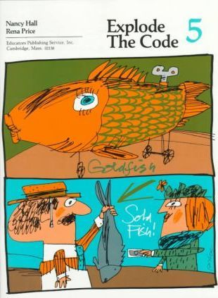 Explode the Code Book 5 Grd K-4