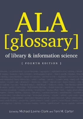 ALA Glossary of Library and Information Science