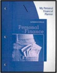 My Personal Financial Planner with Worksheets for Garman/Forgue's Personal Finance