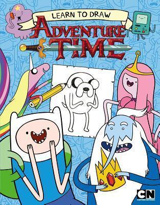 Learn to Draw Adventure Time : Cartoon Network Books