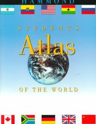 Students Atlas of the World/Code No 7926-8
