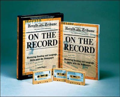 Iht: on the Record, Educ Pack