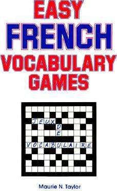 Easy French Vocabulary Games