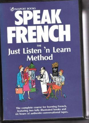 Speak French Package