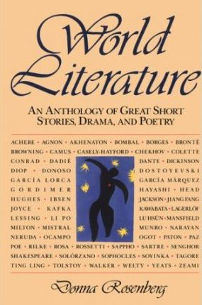 a literary analysis of anthology of american negro poetry Writes that the idea of liberation permeated african american literary ed, american negro poetry an anthology of poetry by.