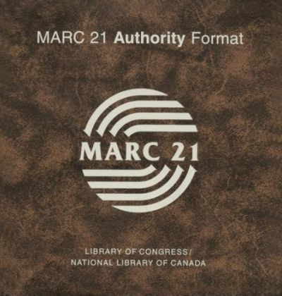 MARC 21 Format for Authority Data 1999