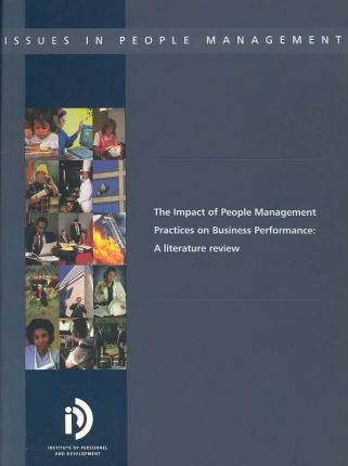Impact of People Management Practices on Business Performance