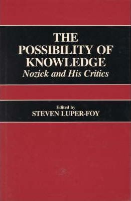 Possibility of Knowled Pb