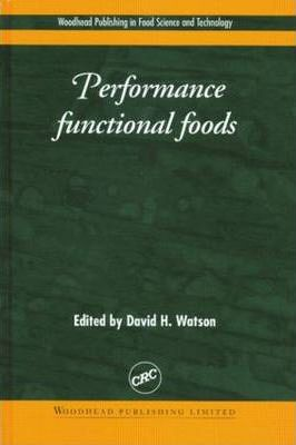 Performance Functional Foods