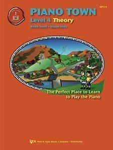 MP114 - Piano Town Theory Level 4