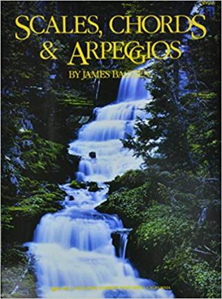 Scales Chords And Arpeggios Levels 2 4 James Bastien