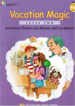 Vacation Magic (Level Two)