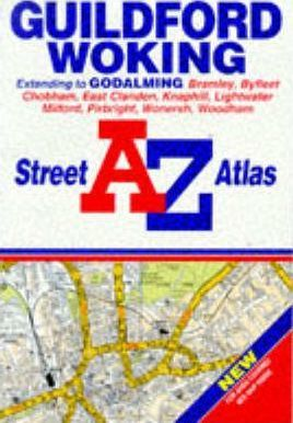 A to Z Street Atlas of Guildford and Woking