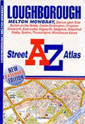 A-Z Loughborough Atlas