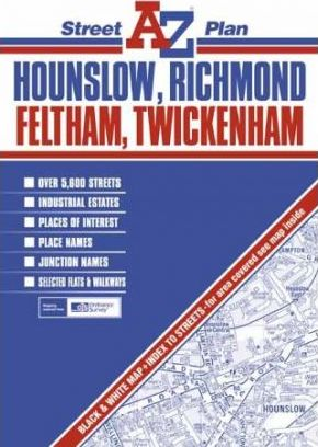 Hounslow Street Plan