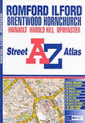 A-Z Romford and Ilford Atlas