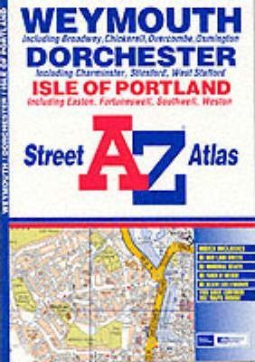 A-Z Weymouth and Dorchester Atlas
