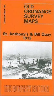 St Anthonys and Bill Quay 1912