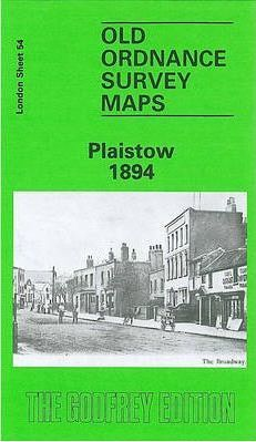 Plaistow 1894  London Sheet 054.2