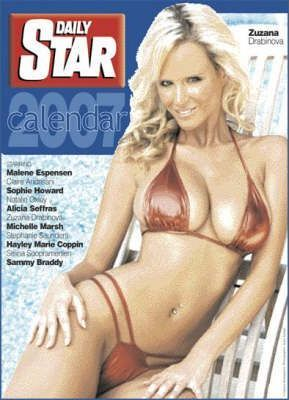 """Daily Star"" Starbabes Calendar 2007"