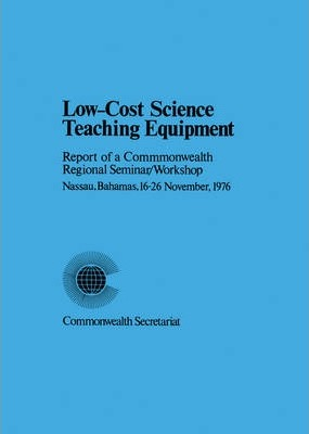 Low-cost Science Teaching Equipment: 1st